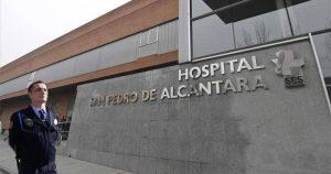 Vigilancia en Hospitales