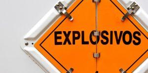 Vigilante explosivos Balbo