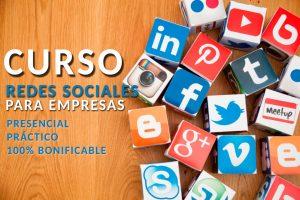 CURSO REDES SOCIALES WEB