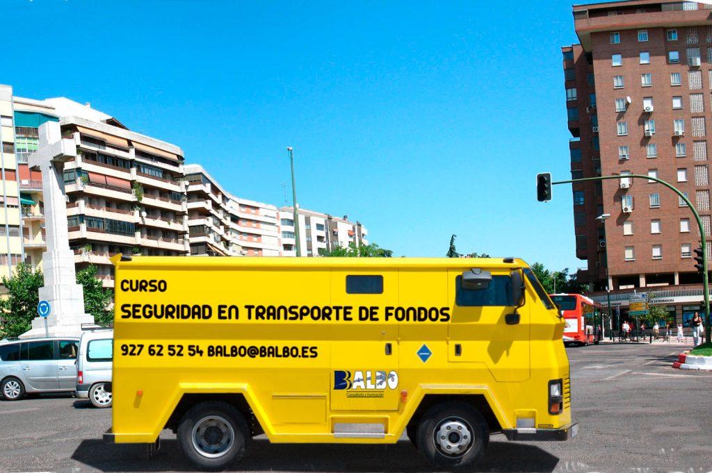 TRANSPORTE DE FONDOS BALBO