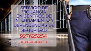 vigilante prisiones balbo
