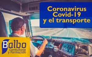 coronavirus transporte balbo
